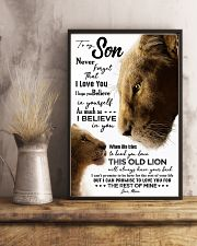 POSTER - TO MY SON - LIONESS - WHEN LIFE 16x24 Poster lifestyle-poster-3