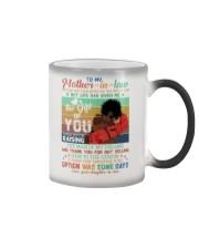 To My Mother-in-law - Mug Color Changing Mug tile