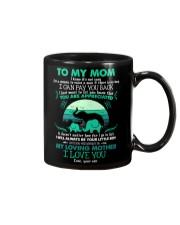 MUG - TO MY MOM - ELEPHANT - YOU ARE APPRECIATED Mug front