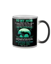 MUG - TO MY MOM - ELEPHANT - YOU ARE APPRECIATED Color Changing Mug thumbnail