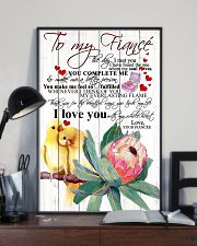 TO MY FIANCEE 16x24 Poster lifestyle-poster-2