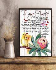 TO MY FIANCEE 16x24 Poster lifestyle-poster-3