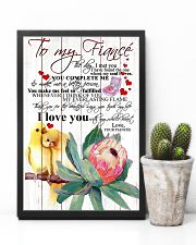 TO MY FIANCEE 16x24 Poster lifestyle-poster-8