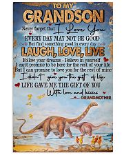 Grandma to Grandson - Poster 16x24 Poster front