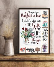 Daughter-in-law - Protea Flower - Gift Of Life 16x24 Poster lifestyle-poster-3