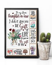 Daughter-in-law - Protea Flower - Gift Of Life 16x24 Poster lifestyle-poster-8