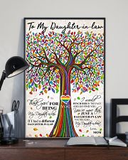 MOM TO DAUGHTER-IN-LAW 16x24 Poster lifestyle-poster-2