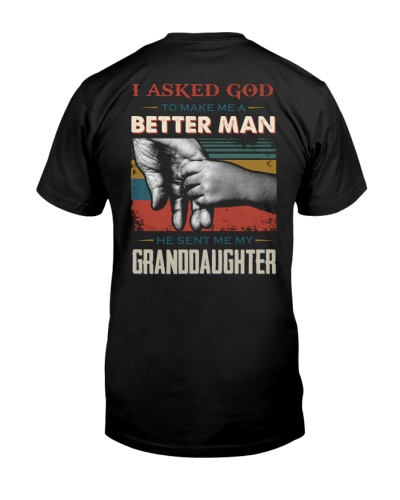 GOD - BETTER MAN - GRANDDAUGHTER