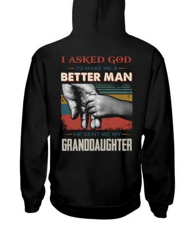 GOD - BETTER MAN - GRANDDAUGHTER