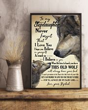 STEPDAD TO STEPDAUGHTER 16x24 Poster lifestyle-poster-3