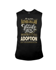 T-SHIRT - TO MY FATHER-IN-LAW - THANK YOU Sleeveless Tee thumbnail