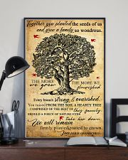 DEAR GRANDPARENTS 16x24 Poster lifestyle-poster-2