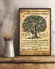 DEAR GRANDPARENTS 16x24 Poster lifestyle-poster-3