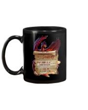 To Granddaughter - Believe In Yourself - Mug Mug back