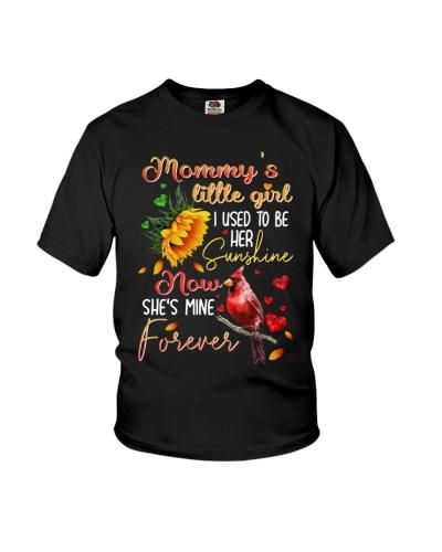 ANGEL MOTHER - CARDINAL - MOMMY'S LITTLE GIRL