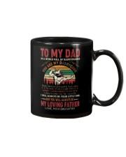 MUG - TO MY DAD - UNICORN Mug front