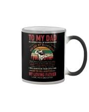 MUG - TO MY DAD - UNICORN Color Changing Mug thumbnail