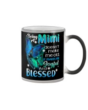 Being a mimi doesn't make me old  Color Changing Mug thumbnail