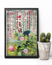 To My Daughter-in-law - Protea - The One - Poster 16x24 Poster lifestyle-poster-8