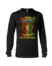 Son-in-law - Lion - You Volunteered - T-Shirt Long Sleeve Tee thumbnail