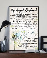 MY ANGEL HUSBAND 16x24 Poster lifestyle-poster-2