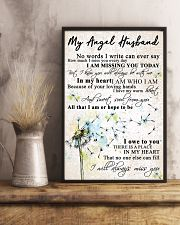 MY ANGEL HUSBAND 16x24 Poster lifestyle-poster-3