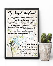 MY ANGEL HUSBAND 16x24 Poster lifestyle-poster-8