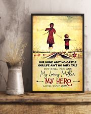 To My Mom - Poster 16x24 Poster lifestyle-poster-3