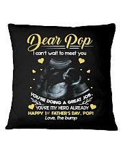 DEAR POP Square Pillowcase thumbnail