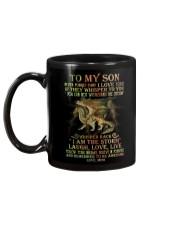 MOM TO SON Mug back