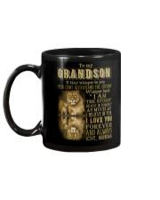 Grandma to Grandson - Mug Mug back