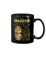 Grandma to Grandson - Mug Mug front