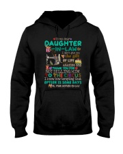 TO MY DAUGHTER-IN-LAW - SEWING - CIRCUS Hooded Sweatshirt thumbnail