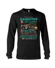 TO MY DAUGHTER-IN-LAW - SEWING - CIRCUS Long Sleeve Tee thumbnail