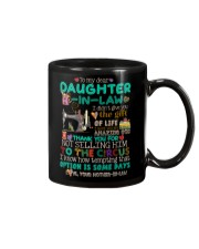 TO MY DAUGHTER-IN-LAW - SEWING - CIRCUS Mug thumbnail