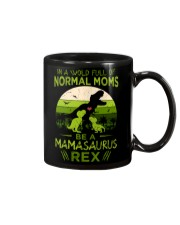 IN A WORLD - T REX MOM - MAMASAURUS Mug thumbnail