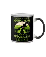 IN A WORLD - T REX MOM - MAMASAURUS Color Changing Mug thumbnail