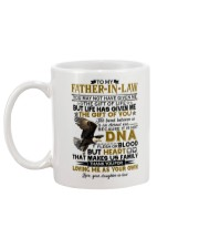 MUG - TO MY FATHER-IN-LAW - FATHER'S DAY - EAGLE Mug back