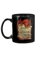 Grandma to Grandson - I Am The Storm - Mug Mug back