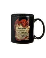 Grandma to Grandson - I Am The Storm - Mug Mug front