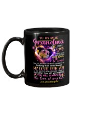 To Grandma - You Will Always Be The Love  Mug back