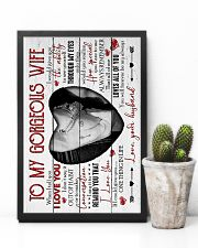 To my Wife - When I Tell You I Love You - Poster 16x24 Poster lifestyle-poster-8