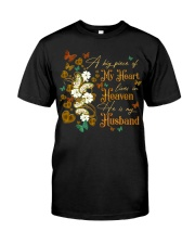 ANGEL HUSBAND - A BIG PIECE OF MY HEART Classic T-Shirt front