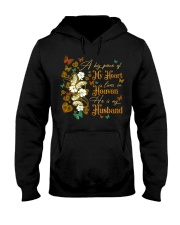 ANGEL HUSBAND - A BIG PIECE OF MY HEART Hooded Sweatshirt thumbnail