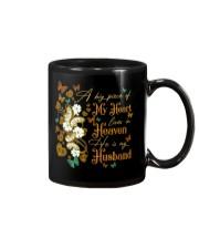 ANGEL HUSBAND - A BIG PIECE OF MY HEART Mug thumbnail