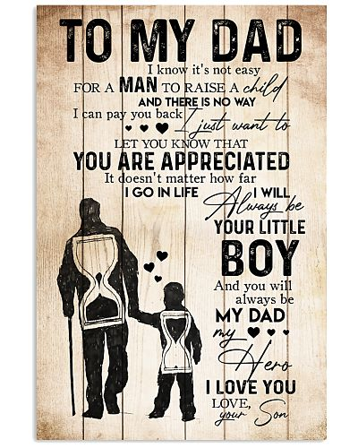 TO MY DAD - MY HERO