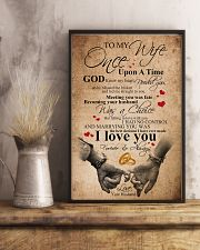 TO MY WIFE 16x24 Poster lifestyle-poster-3