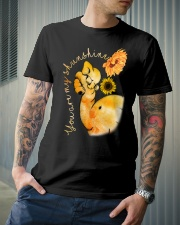You are my sunshine Classic T-Shirt lifestyle-mens-crewneck-front-6