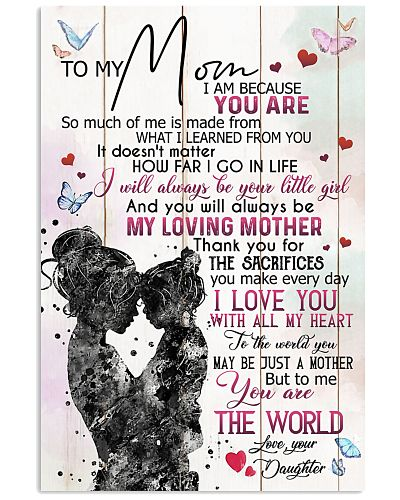 TO MY MOM - MY LOVING MOTHER