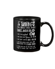 5 things you should know about this woman Mug thumbnail